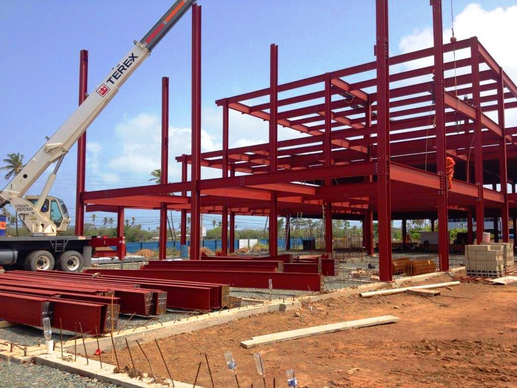 Safe Site Checker >> Metal-X Engineering Limited | Structural Steel Erection